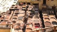 Views over Chouara Tannery in Fes |  <i>Robyn Lyons</i>