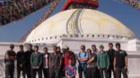 Visit Bodhinath Stupa on your sightseeing day in Kathmandu |  <i>Greg Pike</i>