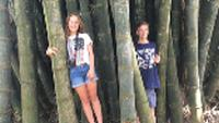 Young travellers in Sri Lanka |  <i>Kate Baker</i>