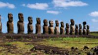 Easter Island is home to the iconic Moai stone heads |  <i>Heike Krumm</i>