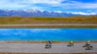 Cycling the Tekapo Canals |  <i>Daniel Thour</i>