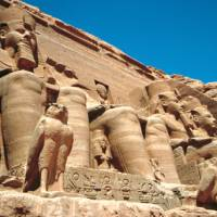 The Temple of Abu Simbel is a wonder of ancient and modern Egypt.   Chris Buykx