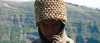 A local boy in the Simien Mountains | Tina Van Pelt