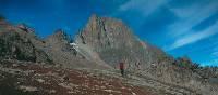 Descending Mt Kenya | Sue Badyari