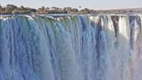 Breathtaking views over the big and beautiful Victoria Falls |  <i>Peter Walton</i>