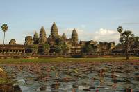 Witness the splendid architecture of the World Heritage site, Angkor Wat |  <i>Donna Lawrence</i>