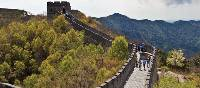 Walking on the Great Wall at Mutianyu | Peter Walton