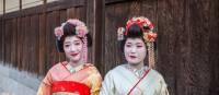 Maiko outside Kiyomizu-dera | Felipe Romero Beltran