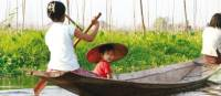 Life on Inle lake, Myanmar | Mike Geisel