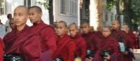 Mahagandayon monastery, Myanmar | Deb Wilkinson