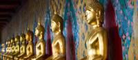 Buddha statues, Royal Palace, Bangkok