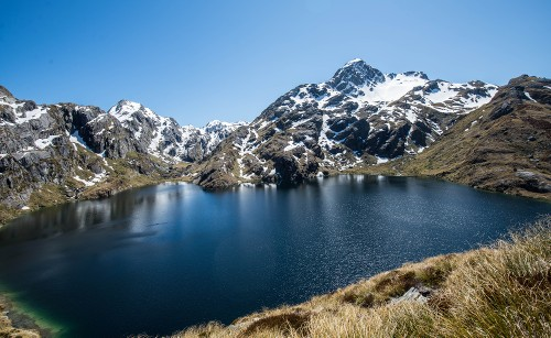 Lake Harris, Routeburn Track&#160;-&#160;<i>Photo:&#160;Julianne Ly</i>