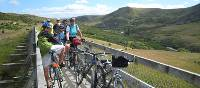 Family enjoying the Otago Rail Trail | Ann Gillies