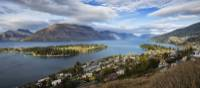 Panorama of Queenstown, the 'adventure capital' of New Zealand | Peter Walton