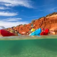 Kayaking in Francois Peron National Park | Tourism WA