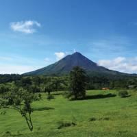 Arenal Volcano in La Fortuna   Sophie Panton