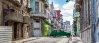 Explore the photogenic streets of Havana in Cuba