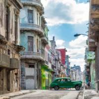 Explore the photogenic streets of Havana in Cuba