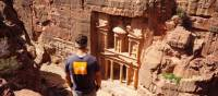 The Treasury in Petra | Joel Young