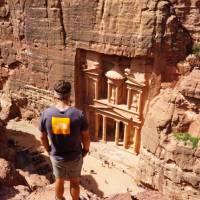 The Treasury in Petra | Joel Young