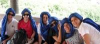 Students enjoying life in Morocco | Paul Edmunds