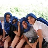 Students enjoying life in Morocco   Paul Edmunds