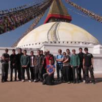 Visit Bodhinath Stupa on your sightseeing day in Kathmandu | Greg Pike