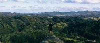 Standing on Top of the World - North Island of New Zealand | Maddy Stenmark