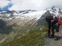 A walk around Mont Blanc is an experience best shared |  <i>Dana Garofini</i>