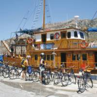Explore the Cyclades Islands on our Greek Island Bike & Sail trip