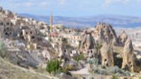 A small town in the rocks of Cappadocia |  <i>Erin Williams</i>