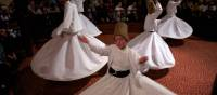 Watching the whirling dervishes in Bursa | Szymon Szukalski