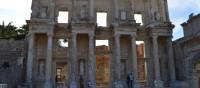 The Library of Celsus in Ephesus | Erin Williams