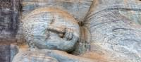 The reclining Buddha statue at Polonnaruwa | Richard I'Anson
