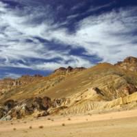 Barren landscape of California's Death Valley     Lynne Challinor
