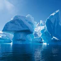 The sheer scale of the Antarctic ice cliffs   Peter Walton