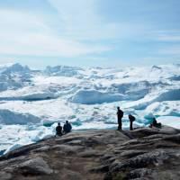 Appreciating Greenland's Jakobshavn Glacier   Rachel Imber
