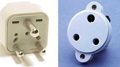Type D plug