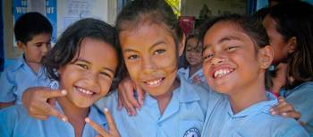 Local students in Samoa | Projects Abroad