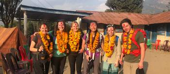 Alternative Schoolies in Nepal | Indigo Axford
