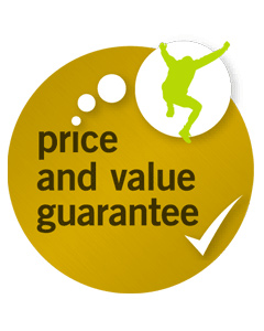 Price & Value Guarantee